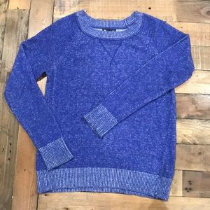 GAP factory long sleeve crew neck sweater